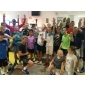 Afbeelding van Jaarlijkse jeugd uitwisseling clubs in regio Alkmaar ook nu weer erg succesvol