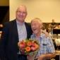 Afbeelding van Kees Bosman 60 jaar lid van de Phil