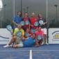 Afbeelding van MATCH trainers spelen Padel bij Tennispark Oosthout in Voorhout