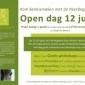 Afbeelding van Open Dag 12 juli 2014