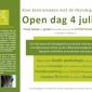 Afbeelding van Open Dag zaterdag 4 juli 2015
