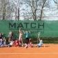 Afbeelding van BSO tennis vanuit Stichting Kinderopvang Oegstgeest weer van start op TC Unicum
