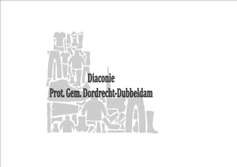 Afbeelding van Diaconie: Prot. Gemeente Dordrecht-Dubbeldam