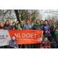 Afbeelding van Veel vrijwilligers aan de slag tijdens NLdoet op De Peerdegaerdt