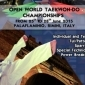 Afbeelding van NEDERLANDS TAEKWON-DO TEAM 3e op WK OPEN ITALIË 2015