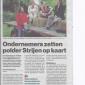Afbeelding van Ondernemers zetten polder Strijen op kaart.