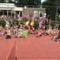 Afbeelding van MATCH trainer Roderick Schoo verzorgt clinic's bij Woutje Brugge op TV Woubrugge