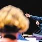 Afbeelding van Jan-Gerrit Adema 10 Jaar dirigent van de Phil