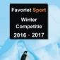 Afbeelding van Speel komende winter ook je wedstrijden in de Favoriet Sport Winter Competitie !