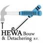Logo van Hewa Bouw & Detachering B.V.