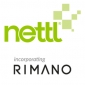 Logo representing NETTL OF CHELTENHAM inc. Rimano - Gj1