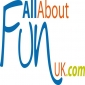 Logo representing ALL ABOUT FUN UK.COM - Gg4