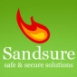 Logo van Sandsure LM  training&advies