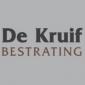 Logo van De Kruif Bestrating