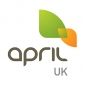 Logo representing APRIL UK - Fa1