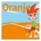 Afbeelding van Tenniskids Oranje: 8/10 kinderen op 2 banenwinter 2020 2021