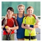 Afbeelding van Jeugdtraining 8/10 kinderen op 2 banen 2020-2021