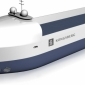 Icon representing Autonomous shipping in the accountancy age