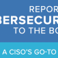 Icon representing Reporting Cybersecurity to the Board
