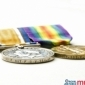 Icon representing First World War medals of Flight Sergeant Tealby