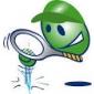 Afbeelding van Sprong voorwaarts Tenniskids Groen: 3 momenten per week - zomer 2020