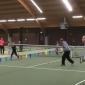 Afbeelding van Zeer geslaagde ouder-kind training bij de Hillegomse TennisClub