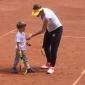 Afbeelding van Ouder-kind toernooi bij Hillegomse Tennis Club wederom een groot succes