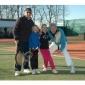 Afbeelding van Ouder-kind toernooi op TV Overbos