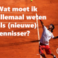 Afbeelding van Hoe registreer ik als ik (nog) geen lid ben van een I'M Tennis vereniging ?!