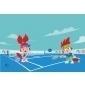 Afbeelding van Tenniskids blauw - winter 2019-2020 in De Tennishal Gouda