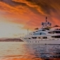 Icon representing Superyachts and cyber insurance