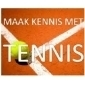 Afbeelding van Maak Kennis Met Tennis actie voor senioren
