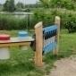 Afbeelding van Jeugdspeelpark, speeltoestel voor kinderen met beperking