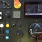 Afbeelding van Thruster besturing splijtbak
