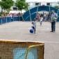 Afbeelding van Omheining voetbalkooi Kloosterstraat, Zwijndrecht
