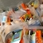 Afbeelding van Boodschappentassen voor mensen van Stichting Minima Zwijndrecht