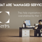 Icon representing What are 'Managed Services' and their pros and cons