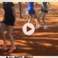 Afbeelding van Wie verbetert de Ladies van OLTC met de Group Fast Feet Drill? We zijn benieuwd