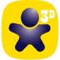 Logo van 3D CAD model