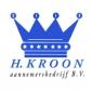 Logo van H. Kroon Aannemersbedrijf B.V.